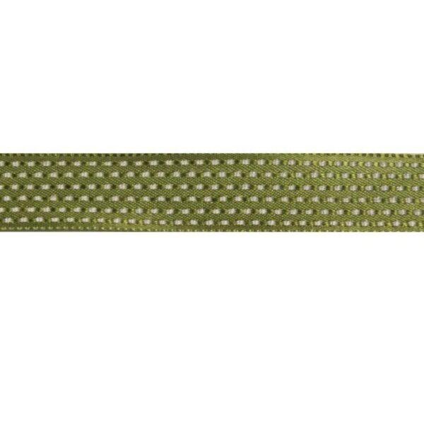 Astro fine puntinato colore verde lunghezza 25 metri larghezza 10 mm e 20 mm