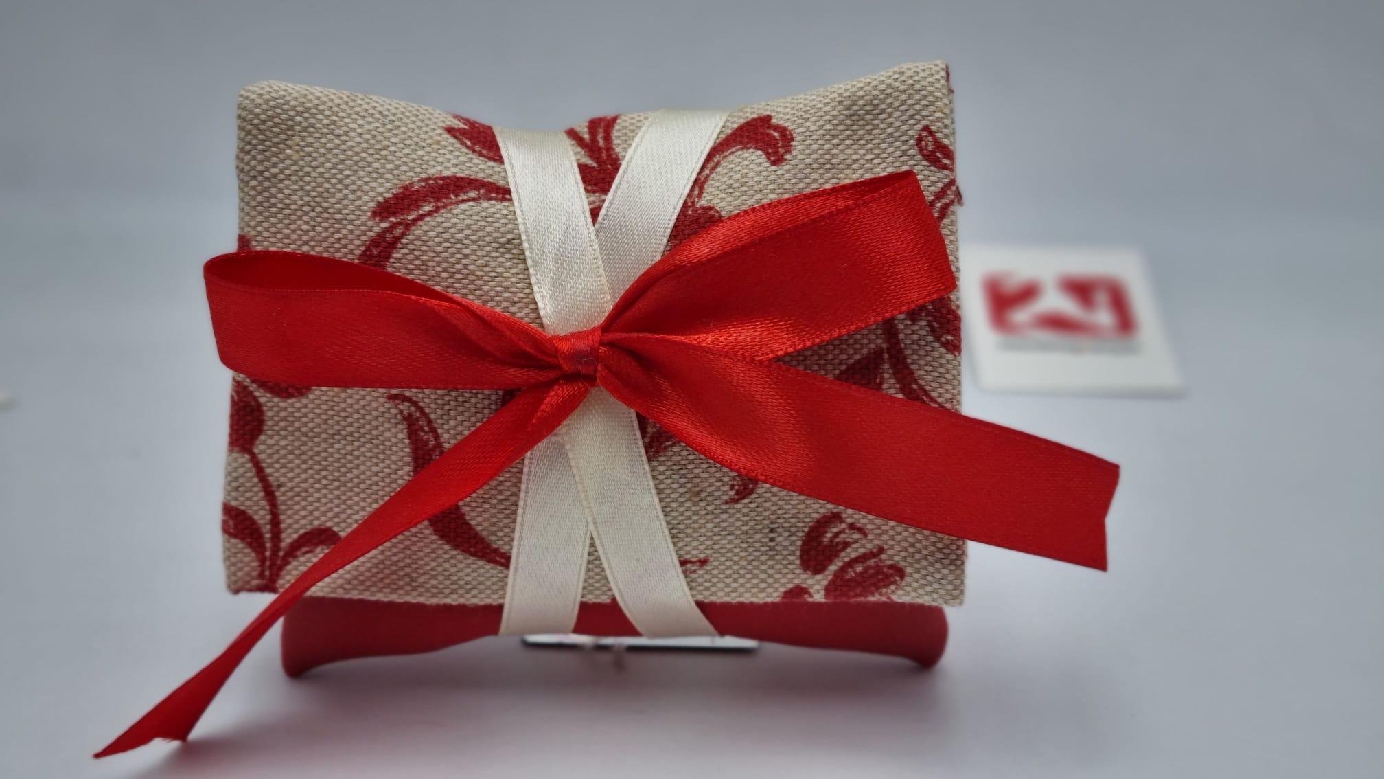 Sacchetto Laurea Busta lettere in doppio tessuto