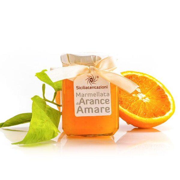 bomboniera gastronomica marmellata di arance amare 240 gr.