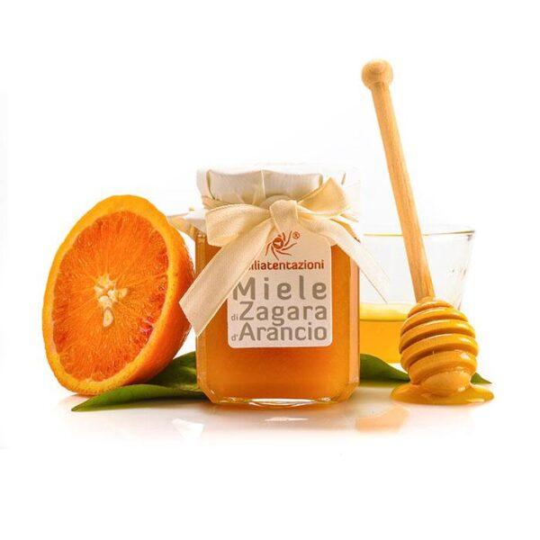 Bomboniera gastronomica miele di zagara di arancio