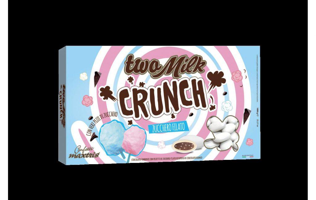 Two Milk Crunch Zucchero Filato